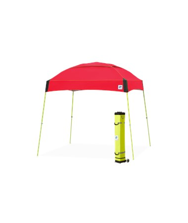 E-Z UP Dome Instant Shelter Canopy EZUDM3LA10PN-