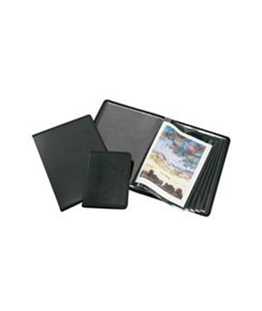 ART PRESENTATION BOOK 8.5X11 BLACK F932301