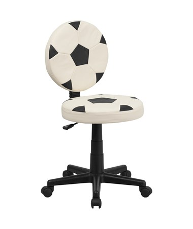 Soccer Task Chair [BT-6177-SOC-GG] FLFBT-6177-SOC-GG