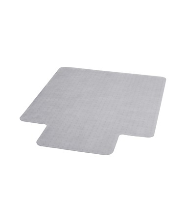 36'' x 48'' Carpet Chairmat with Lip [MAT-CM11113FD-GG] FLFMAT-CM11113FD-GG
