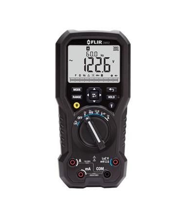 FLIR True RMS Industrial Multimeter with VFD Mode FLIRDM92