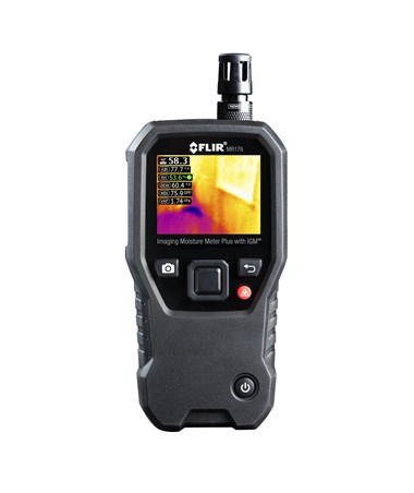 Flir Imaging Moisture Meter with IGM FLIRMR176