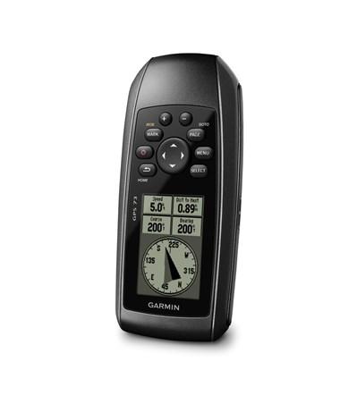 Garmin GPS 73 Marine Handheld Navigator Compass Page 010-01504-00