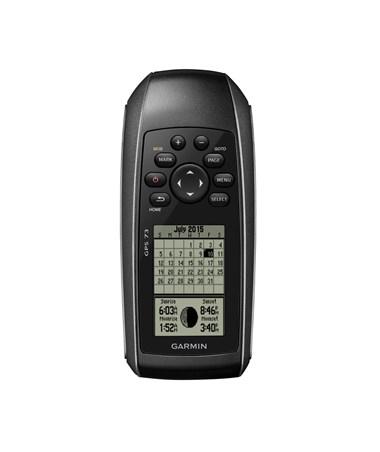 Garmin GPS 73 Marine Handheld Navigator Celestial Page 010-01504-00
