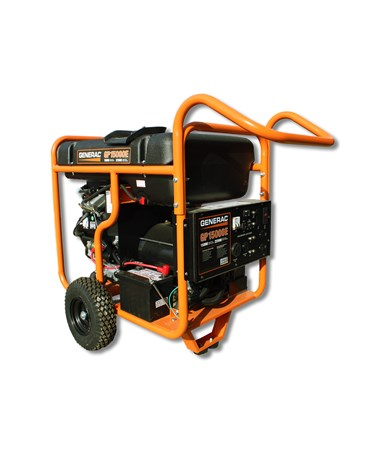 Generac GP15000E Portable Generator Electric Start