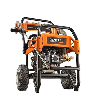 Generac 4200PSI Commercial Power Washer With 49-State/CSA Certification