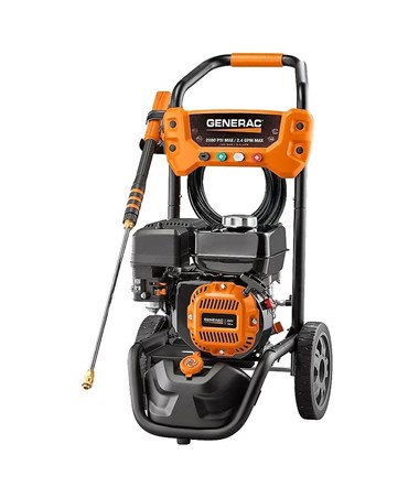 Generac 2800PSI Residential Power Washer Without Certification