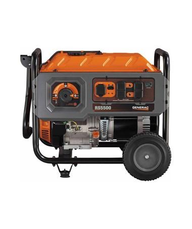 Generac RS5500 Portable Generator GEN6672-