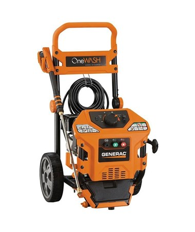 Generac 2000-3100PSI Residential One Wash Power Washer Without Certification