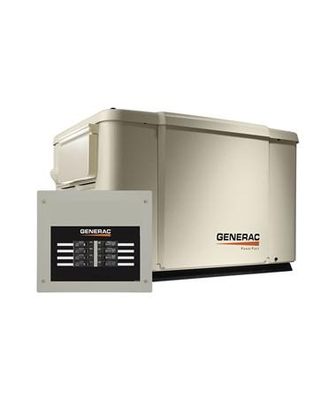 Generac 7.5/6kW Air-Cooled Standby Generator GEN6998