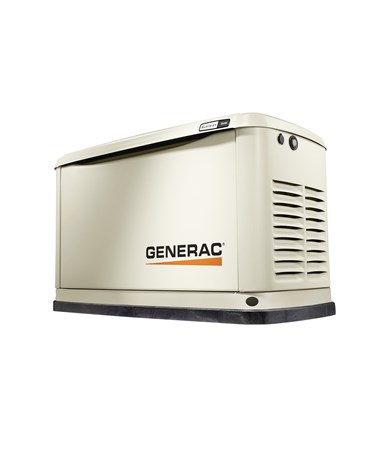 Generac 15kW EcoGen Air-cooled Standby Generator GEN7034