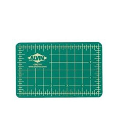 Cutting Mat Green/Black Gridded Ships rolled GM40800
