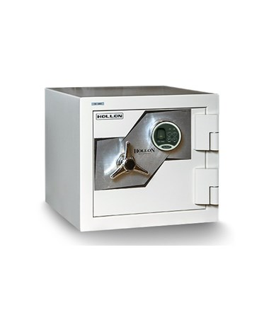 Hollon Oyster Series Fire & Burglary Safe - Biometric Lock 