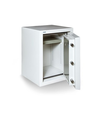 Hollon Oyster Series Fire & Burglary Safe -FB-685 Interior