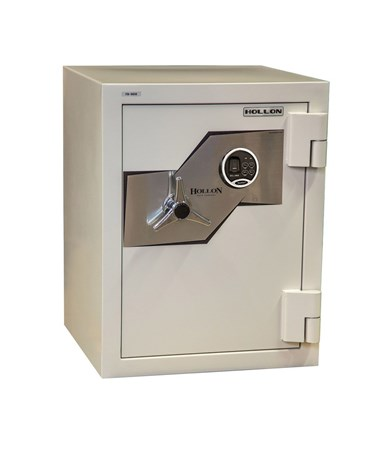 Hollon Oyster Series Fire & Burglary Safe - Biometric Lock FB-685E-BIO