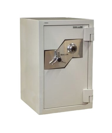 Hollon Oyster Series Fire & Burglary Safe - UL Listed S&G Group 2 Dial Lock FB-845C