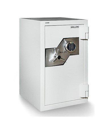 Hollon Oyster Series Fire & Burglary Safe - UL Listed Type 1 S&G Spartan Electronic Lock FB-845E