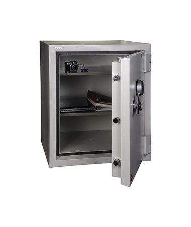 Hollon Oyster Series Fire & Burglary Safe - FB-845W Interior