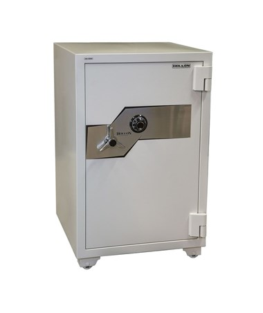 Hollon Oyster Series Fire & Burglary Safe - UL Listed S&G Group 2 Dial Lock FB-1054C