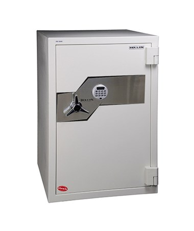 Hollon Oyster Series Fire & Burglary Safe - SecuRam Prologic L22 Electronic Lock FB-1054E-PRL