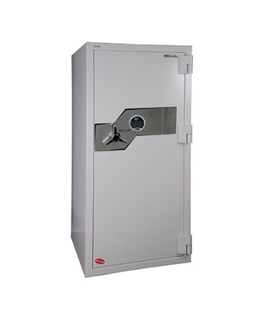 Hollon Oyster Series Fire & Burglary Safe - SecuRam Prologic L22 Electronic Lock FB-1505E-PRL