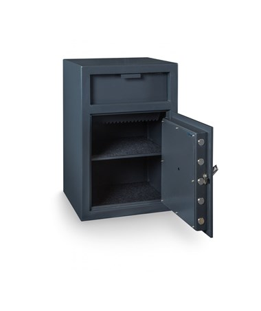 Hollon 30 x 20 B-Rated Depository Safe with One Shelf HOLFD-3020