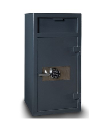 Hollon 40 x 20 B-Rated Depository Safe - Type 1 ES&G Spartan Electronic Lock FD-4020E