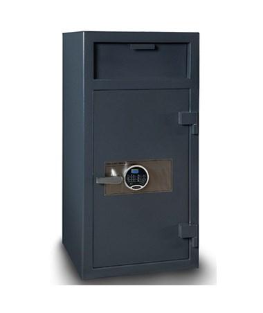 Hollon 40 x 20 B-Rated Depository Safe - SecuRam Prologic L22 Electronic lock FD-4020E-PRL