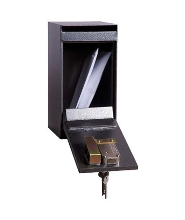 Hollon B-Rated Depository Safe with Dual Key Lock HDS-01K