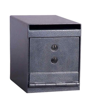 Hollon B-Rated Depository Safe with Dual Key Lock HDS-02K-