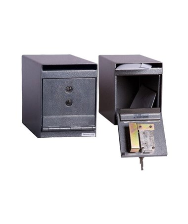 Hollon B-Rated Depository Safe with Dual Key Lock HDS-02K