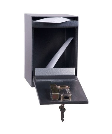 Hollon B-Rated Depository Safe with Dual Key Lock HDS-03K