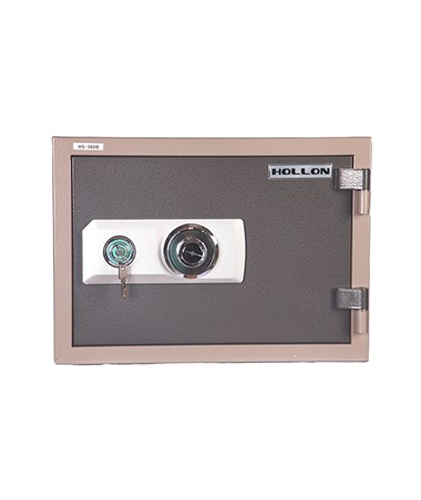 Hollon 2 Hour Fireproof Home Safe HS-360