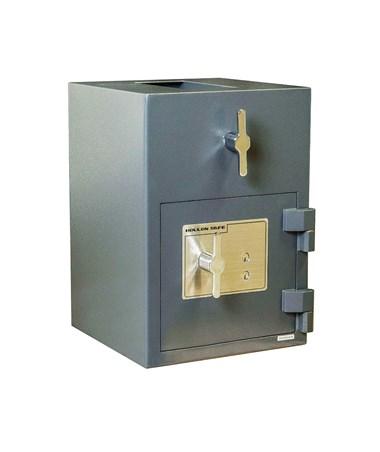 RH-2014K Hollon 1.1 Cu Ft B-Rated Rotary Hopper Deposit Safe