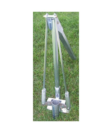 JackJaw Round Sign Post Extractor JACJJ0305-