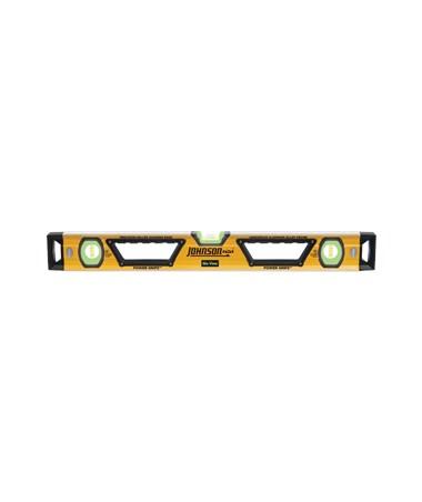 Johnson Bubble Level Aluminum with Glow Light 1708-7800