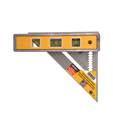 Johnson Level Rafter Square and Torpedo Level JOH1056-0000