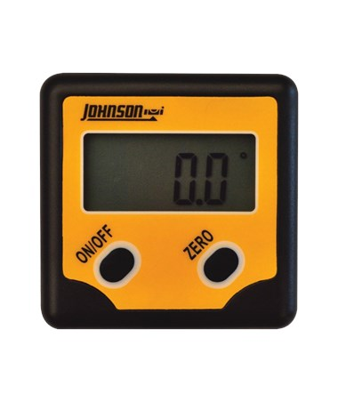 Johnson Magnetic Digital Angle Finder 1886-0100