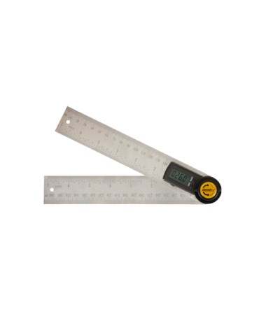 Johnson 7-Inch Digital Angle Locator and Ruler 1888-0700