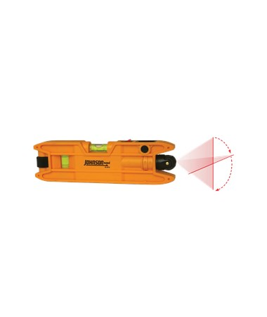 Johnson Hot Shot Magnetic Torpedo Laser Level Model 40-0915