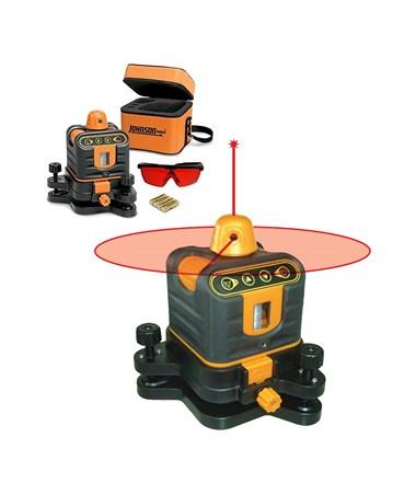Johnson Level Manual Rotary Laser Level 40-6502