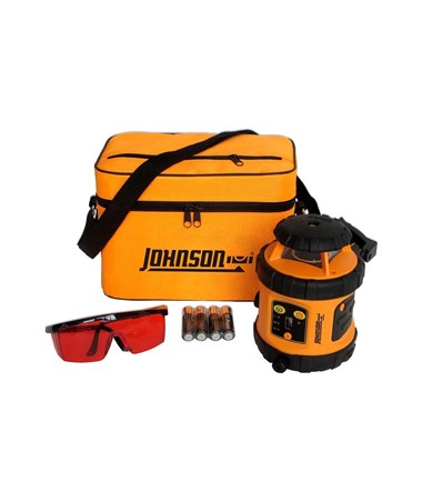 Johnson Self Leveling Rotary Laser 40-6517