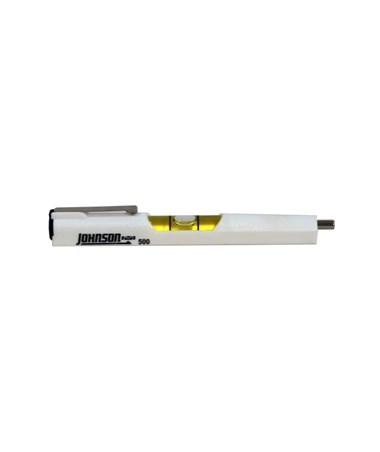 Johnson Level Pocket Level with Magnetic Pickup JOH500