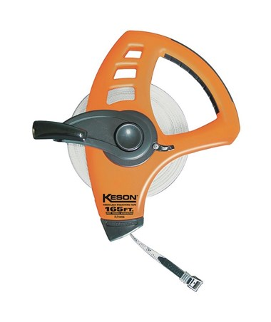Keson FLT Fiberglass Long Tape KESFLT10165-