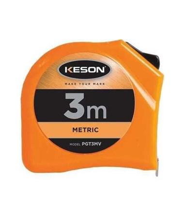 Keson Metric Toggle Lock Short Tape KESPGT3MV-