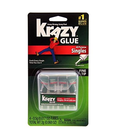 KRAZY GLUE 4 SNGL USE TUBES KG820