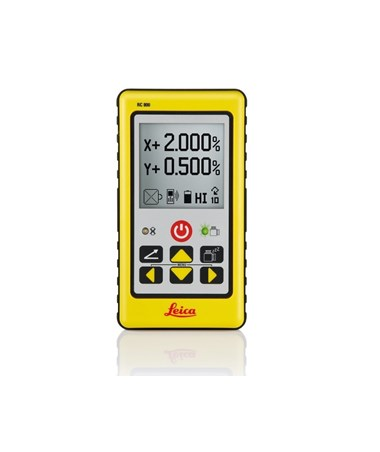 Leica RC800 Remote Control for Rugby 870 and 880 Grade Laser 789933
