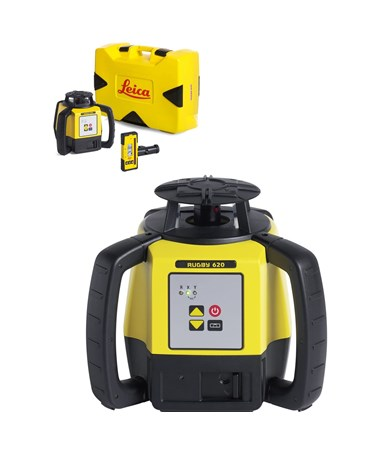 Leica Rugby 620 Rotary Laser Level LEI-6008618