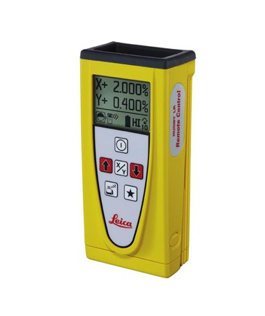 Leica Remote Control for Rugby 280DG Dual Grade Laser LEI768543