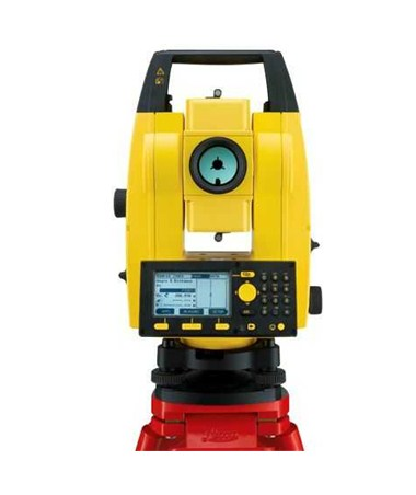 Leica Builder 400 9 Second Reflectorless Total Station LEI772733
